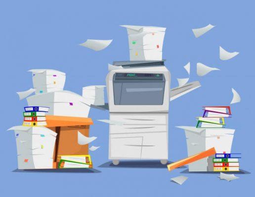 Tukar tambah mesin fotocopy